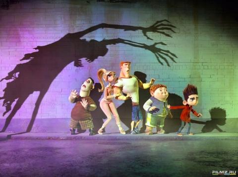 кадр №132411 из фильма ПараНорман, или Как приручить зомби