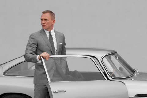 промо-слайды 007 Координаты Скайфолл Дэниел Крэйг,