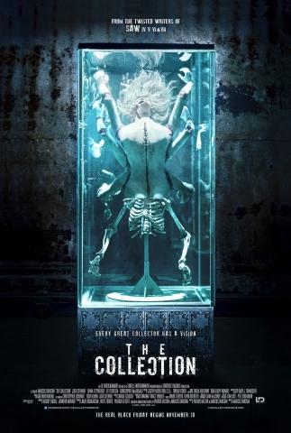 плакат фильма постер Коллекционер 2