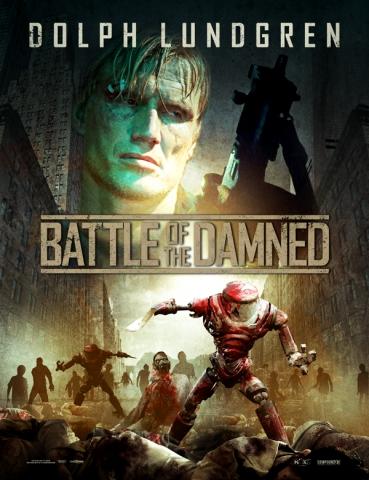 плакат фильма тизер Битва проклятых