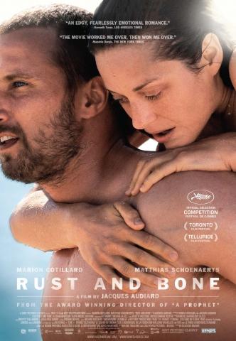 плакат фильма постер Ржавчина и кость
