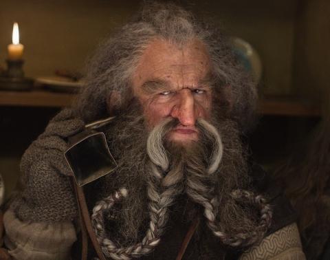 кадры из фильма Хоббит: Нежданное путешествие Джон Кэллен,