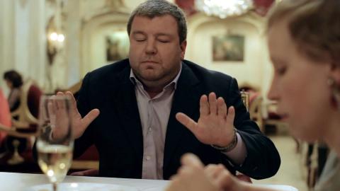 кадры из фильма Пока ночь не разлучит Александр Робак, Мария Шалаева,