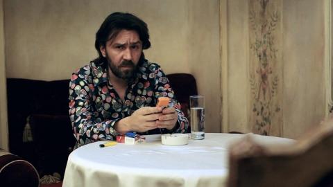 кадры из фильма Пока ночь не разлучит Сергей Шнуров,