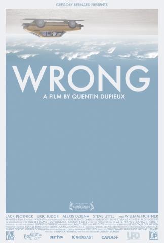 плакат фильма тизер Wrong