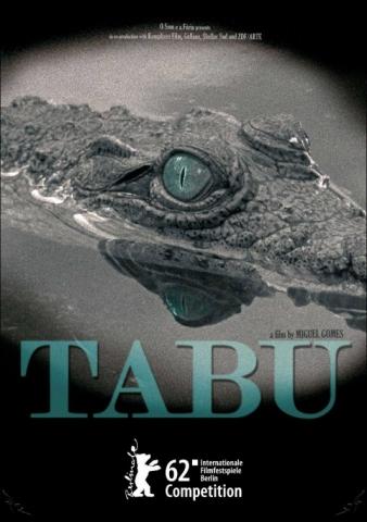 плакат фильма тизер Табу