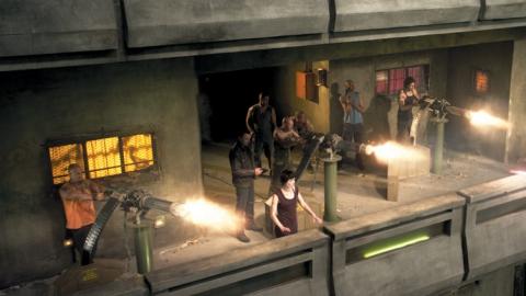 кадры из фильма Судья Дредд 3D Лена Хиди,