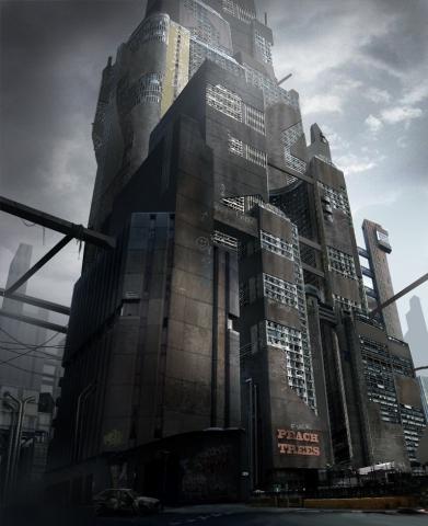 кадр №134056 из фильма Судья Дредд 3D
