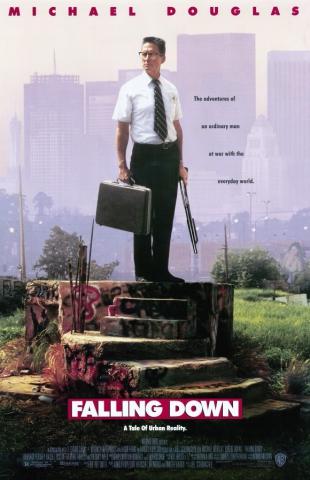 плакат фильма постер С меня хватит!