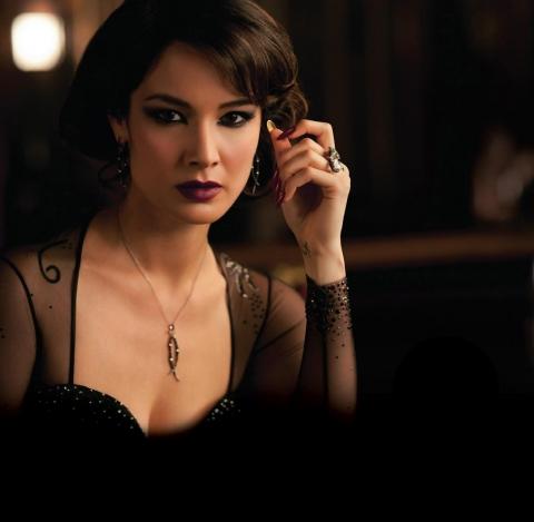 кадры из фильма 007 Координаты Скайфолл Беренис Марло,