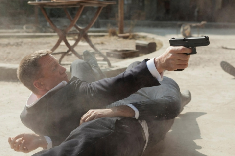 кадр №134527 из фильма 007 Координаты Скайфолл