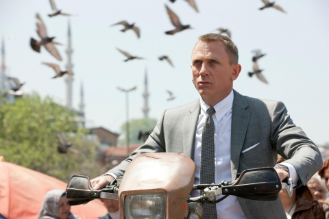 кадр №134528 из фильма 007 Координаты Скайфолл