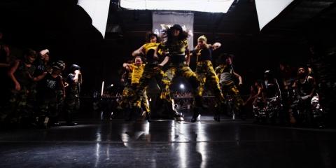 кадр №134564 из фильма Недетские танцы