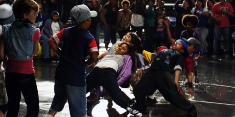 кадр №134569 из фильма Недетские танцы