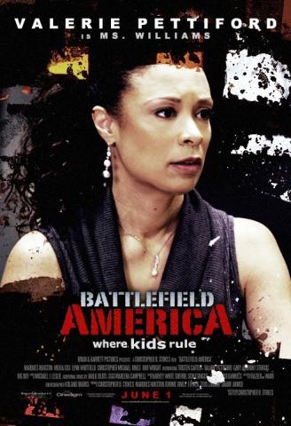 плакат фильма характер-постер Недетские танцы