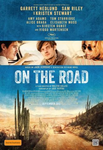 плакат фильма постер На дороге