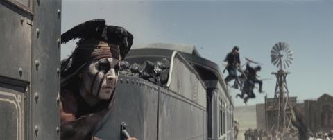 кадр №134824 из фильма Одинокий рейнджер