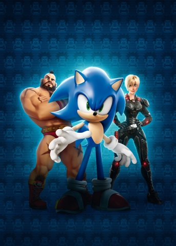 плакат фильма характер-постер textless Ральф