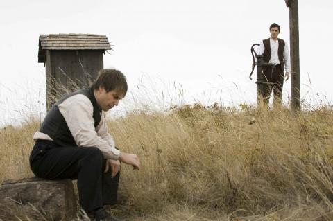 кадр №13550 из фильма Как трусливый Роберт Форд убил Джесси Джеймса