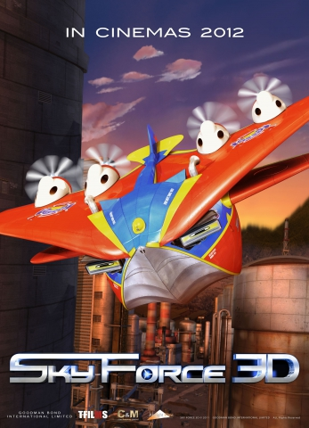 плакат фильма характер-постер Аэротачки