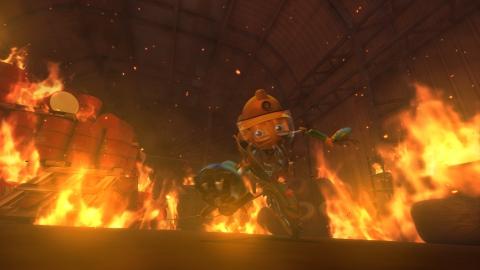 кадры из фильма Аэротачки