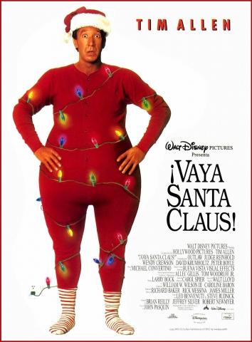 плакат фильма Санта Клаус