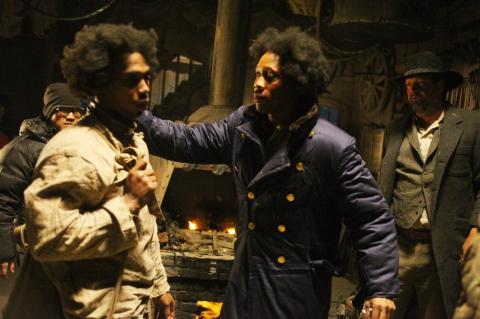 кадр №136013 из фильма Железный кулак