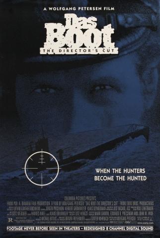 плакат фильма Подводная лодка