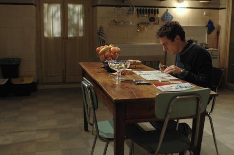 кадр №136064 из фильма Присутствие великолепия