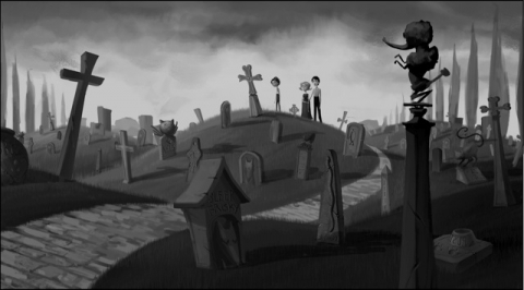 кадр №136207 из фильма Франкенвини