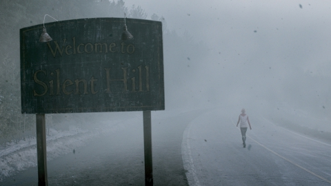 кадры из фильма Сайлент Хилл 2 3D Эделейд Клеменс,