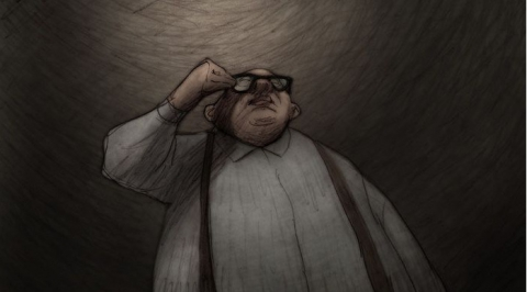 кадр №136510 из фильма Идиоты и ангелы