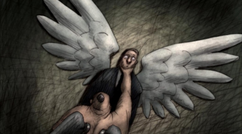 кадр №136521 из фильма Идиоты и ангелы