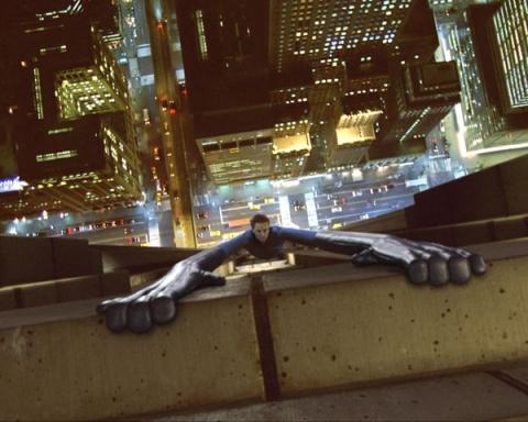 кадр №1366 из фильма Фантастическая четверка