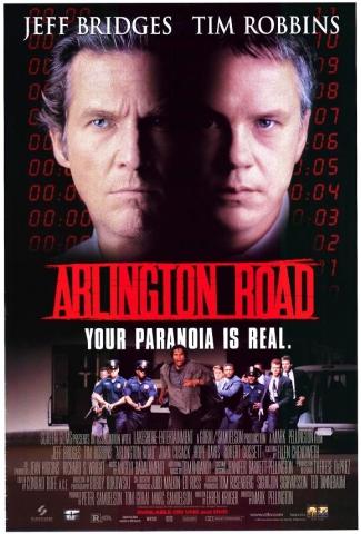 плакат фильма постер Дорога на Арлингтон