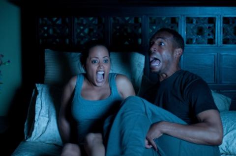 кадр №136994 из фильма Дом с паранормальными явлениями