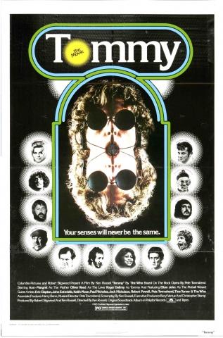 плакат фильма Томми