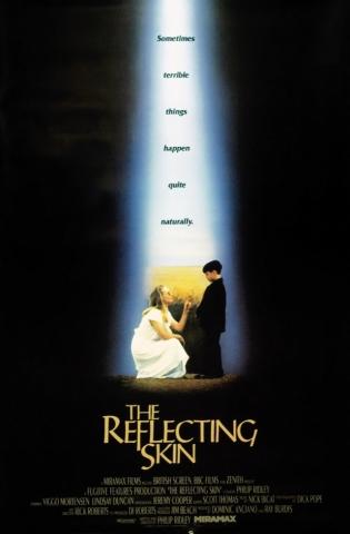 плакат фильма постер Отражающая кожа*
