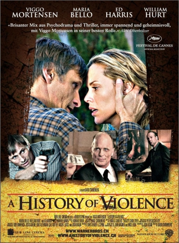 плакат фильма постер Оправданная жестокость
