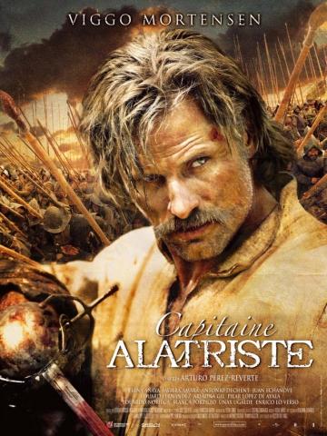 плакат фильма постер Капитан Алатристе