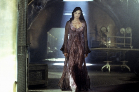 кадр №137558 из фильма Дом ночных призраков