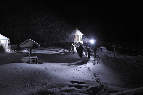 кадр №137830 из фильма За холмами