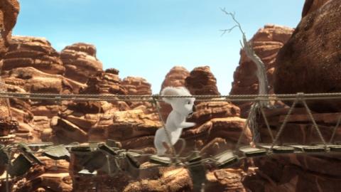 кадр №137860 из фильма Пушистые против зубастых