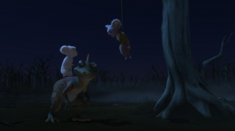 кадр №137872 из фильма Пушистые против зубастых