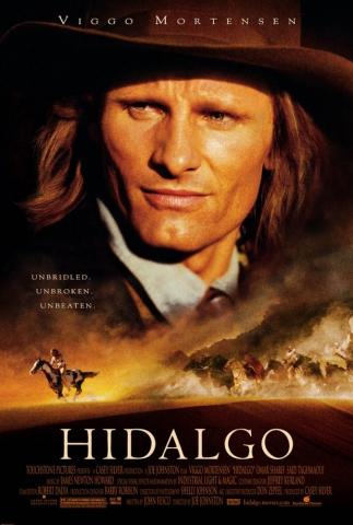 плакат фильма постер Идальго: Погоня в пустыне
