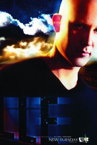 плакат фильма характер-постер Тайны Смолвиля