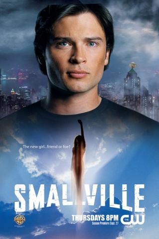 плакат фильма Тайны Смолвиля