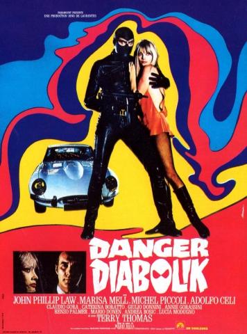 плакат фильма Дьяболик
