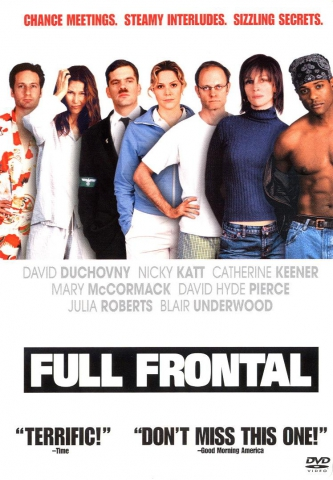 плакат фильма постер DVD Во всей красе