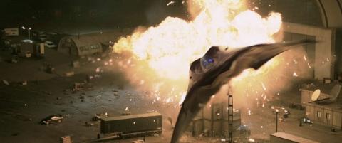 кадры из фильма Стелс